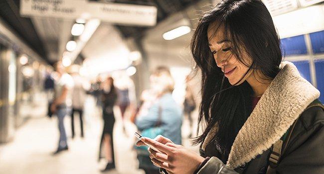 draguer une femme sur internet