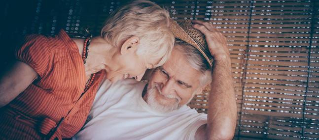 l'amour après 50 ans