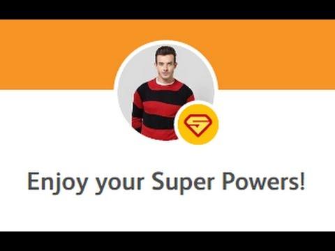 Super pouvoirs badoo