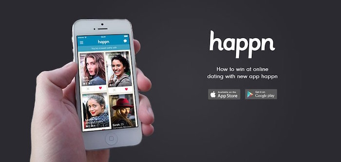 L'app Happn gratuit.