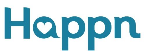 Happn payant, logo.
