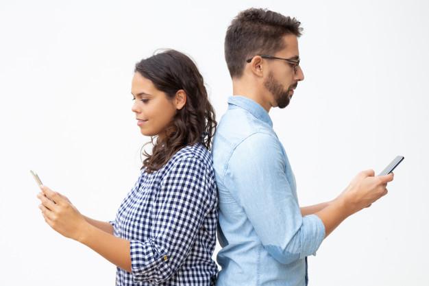 renouer le contact avec une femme