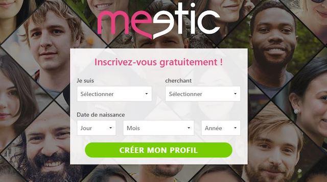 offre Meetic 3 jours gratuit