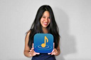 musique et amour via une app